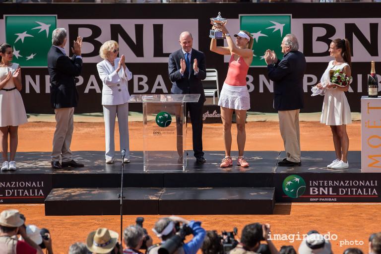 Internazionali BNL 2015 Maria Sharapova